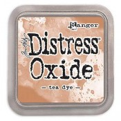 Tim Holtz Distress Oxide Ink Pad: Tea Dye - TDO56270