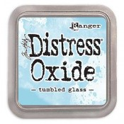 Tim Holtz Distress Oxide Ink Pad: Tumbled Glass - TDO56287
