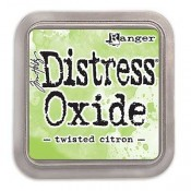 Tim Holtz Distress Oxide Ink Pad: Twisted Citron - TDO56294