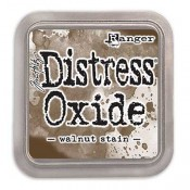 Tim Holtz Distress Oxide Ink Pad: Walnut Stain - TDO56324
