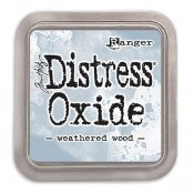 Tim Holtz Distress Oxide Ink Pad: Weathered Wood - TDO56331