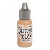 Tim Holtz Distress Oxide Reinker: Tea Dye - TDR57376