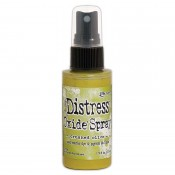 Tim Holtz Distress Oxide Spray: Crushed Olive TSO67641
