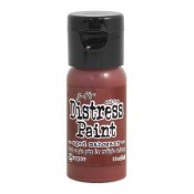Tim Holtz Flip Top Distress Paint: Aged Mahogany - TDF52890