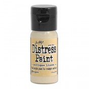 Tim Holtz Flip Top Distress Paint: Antique Linen - TDF52906