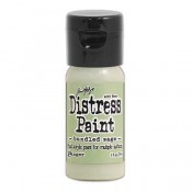 Tim Holtz Flip Top Distress Paint: Bundled Sage - TDF52975