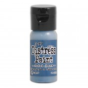Tim Holtz Flip Top Distress Paint: Faded Jeans - TDF53033