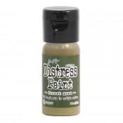 Tim Holtz Flip Top Distress Paint: Forest Moss - TDF53064