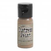 Tim Holtz Flip Top Distress Paint: Frayed Burlap - TDF53071