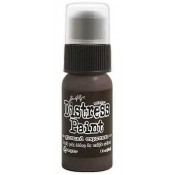 Tim Holtz Distress Paint, Ground Espresso - TDD43638