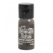 Tim Holtz Flip Top Distress Paint: Ground Espresso - TDF50605