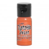 Tim Holtz Flip Top Distress Paint: Ripe Persimmon - TDF53200