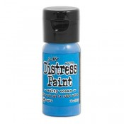 Tim Holtz Flip Top Distress Paint: Salty Ocean - TDF53224