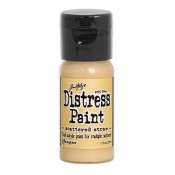 Tim Holtz Flip Top Distress Paint: Scattered Straw - TDF53231