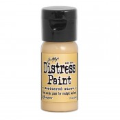 Tim Holtz Flip Top Distress Paint: Scattered Straw - TDF53231D
