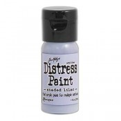 Tim Holtz Flip Top Distress Paint: Shaded Lilac - TDF53262