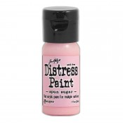 Tim Holtz Flip Top Distress Paint: Spun Sugar - TDF53286