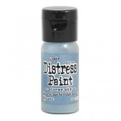 Tim Holtz Flip Top Distress Paint: Stormy Sky - TDF53309