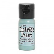 Tim Holtz Flip top Distress Paint: Tumbled Glass - TDF53330