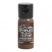 Tim Holtz Flip Top Distress Paint: Walnut Stain - TDF53361