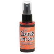 Tim Holtz Distress Spray Stain: Ripe Persimmon - TSS42433