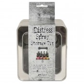 Tim Holtz Distress Spray Storage Tin TDA68068
