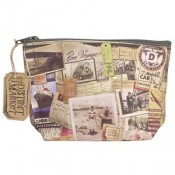 Tim Holtz District Market Clutch: Destinations TH93040