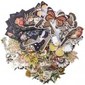 Tim Holtz Idea-ology Layers: Botanicals - TH93554