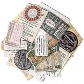 Tim Holtz Idea-ology Layers: Collector - TH93553