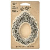 Tim Holtz Idea-ology Baroque Frames - TH93267