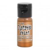 Tim Holtz Flip Top Distress Paint: Antique Bronze TDF52913