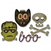 Tim Holtz Sidekick Side-Order Set: Halloween 663072