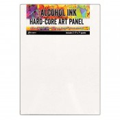 Tim Holtz Alcohol Ink Hard-Core Art Panel: 5x7 Pack TAC66903