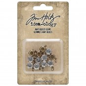 Tim Holtz Idea-ology: Antiqued Gems TH94033