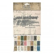 Tim Holtz Idea-ology: Backdrops Volume 1 TH94117