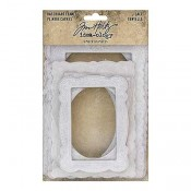 Tim Holtz Idea-ology Baseboards: Lace Frames - TH93786