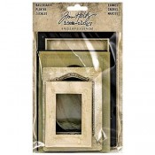 Tim Holtz Idea-ology Baseboards: Frames - TH93710