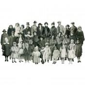 Tim Holtz Idea-ology: Christmas Paper Dolls TH94090