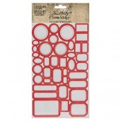 Tim Holtz Idea-ology: Classic Label Stickers TH93959