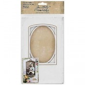 Tim Holtz Idea-ology: Collage Frames - TH93711