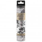 Tim Holtz Idea-ology: Botanical Collage Paper - TH93705