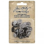 Tim Holtz Idea-ology Countdown Brads - TH93679