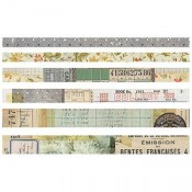 Tim Holtz Idea-ology Design Tape: Collector - TH93674