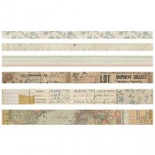Tim Holtz Idea-ology Design Tape: Elementary - TH93670