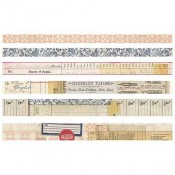 Tim Holtz Idea-ology Design Tape: Merchant - TH93673