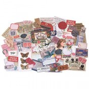 Tim Holtz Idea-ology: Keepsakes Ephemera TH93958