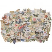 Tim Holtz Idea-ology: Ephemera, Field Notes Snippets TH94049