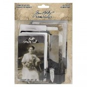 Tim Holtz Idea-ology Found Relatives - TH93798