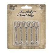 Tim Holtz Idea-ology: Hook Clasps - TH94133