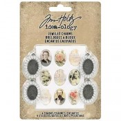 Tim Holtz Idea-ology: Jeweled Charms - TH93697